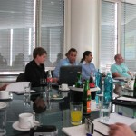 Mario Schneider, Ralf Schmitz, Daniel Dirks, Thomas Bluhm
