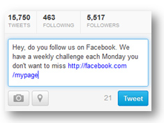 Mehr Besucher für deine Facebook Fanpage