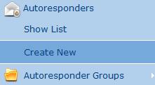 Aufbau einer Mailing Liste