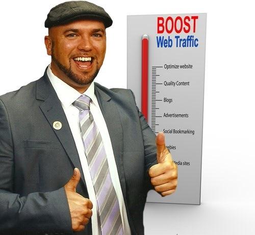 Mehr Homepage Besucher