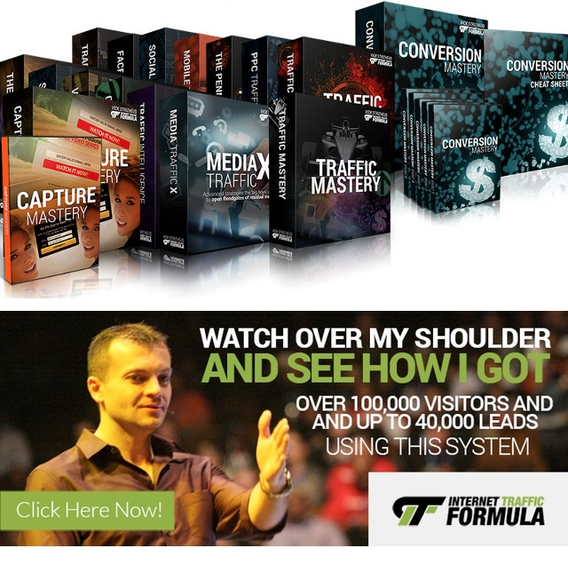 Empower Network Internet Traffic Formula