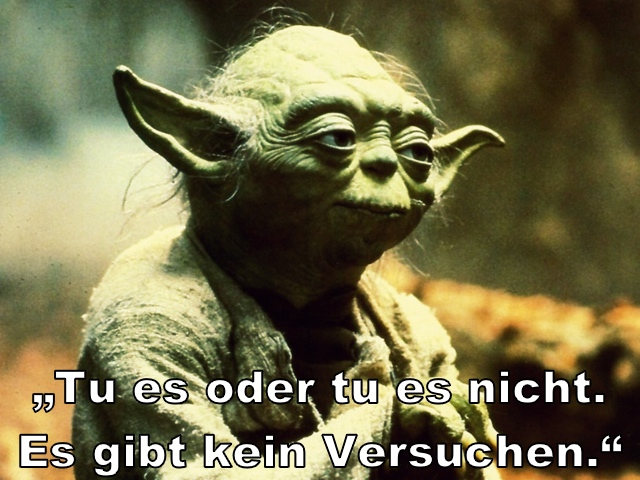 Gute Yoda Spruche Zitate Spruche