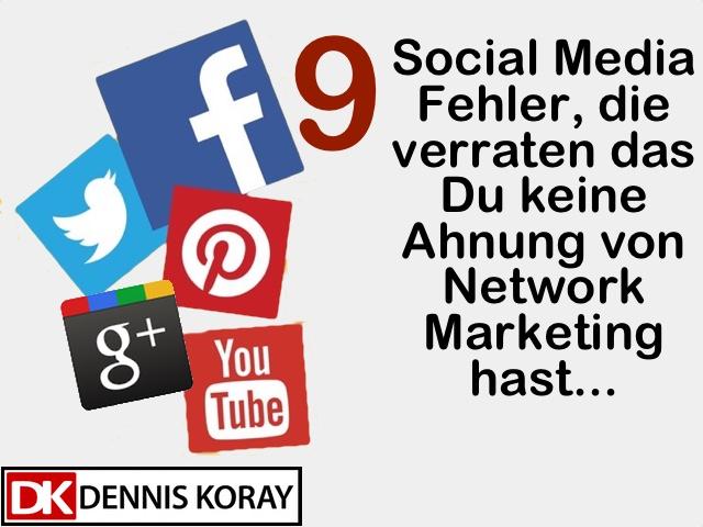 9social-media-fehler