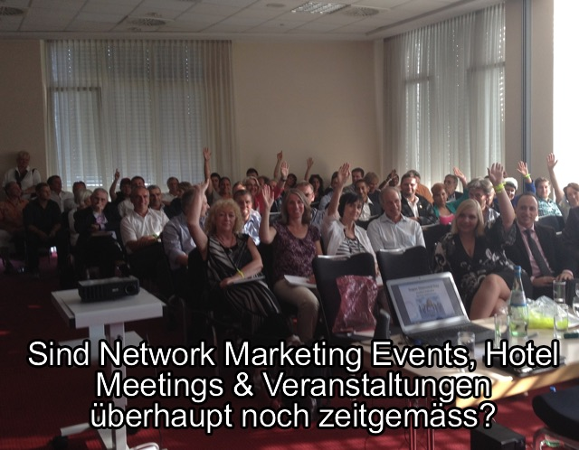 Network Marketing Events