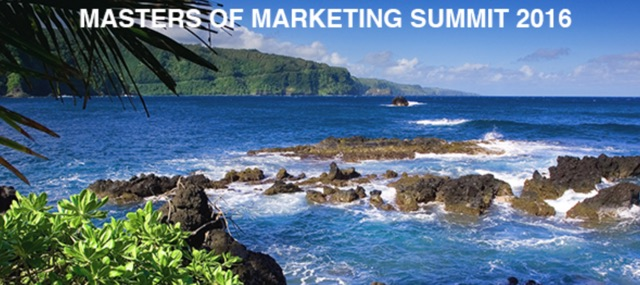 Masters of Marketing Summit