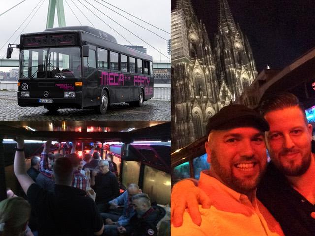 Mega Partybus Köln