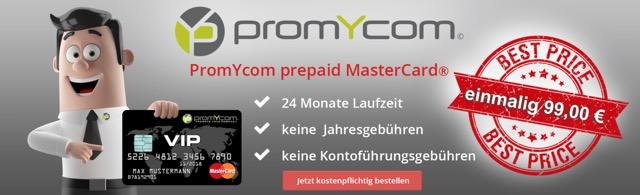 Promycom Mastercard