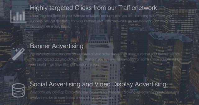 Traffic Network Ads